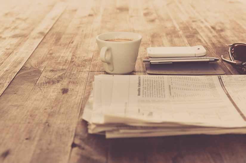 creative smartphone desk notebook